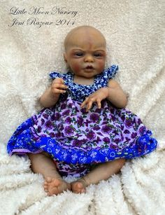 dig 3 ...scary baby! ...August reborn baby births Gorgeous life like baby dolls created by members and artists of the BABY BANTER reborn doll forum