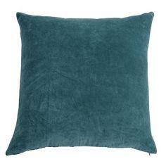 AQUA putetrekk. Boutique1854 Aqua, Throw Pillows, Home, Products, Water, Toss Pillows, Cushions, Ad Home, Decorative Pillows