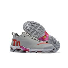 the best attitude dd696 2a186 Cheap Men s Nike Air Max Plus Tn Ultra Running Shoes Sneakers White Black  881560 431 For Sale . The Nike Tuned Air system consists of two opposing  polymer ...