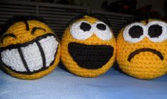 CROCHET GEEK - Google+ - Crochet emotions )) I work with kids, specifically…