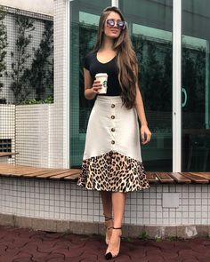 puffy skirt dresses for sale Cute Skirts, Casual Skirts, Skirt Outfits, Dress Skirt, Modest Fashion, Fashion Dresses, Modest Dresses, Summer Dresses, Contemporary Fashion