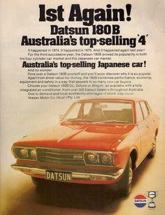 1970s Datsun
