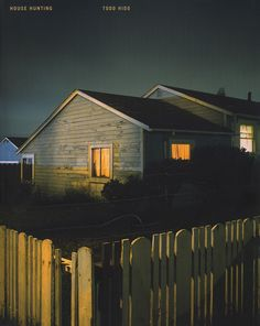 La nuit et les routes de Todd Hido todd hido 01 photo photographie featured art