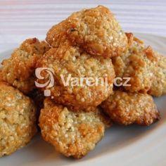 Fotografie receptu: Florentýnky s mandlemi