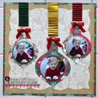 A Project by Aly D from our Scrapbooking Gallery originally submitted 12/20/12 at 01:18 PM