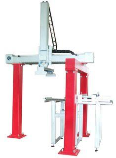 A5 ALFIO ROBOT, Italiana Robot, Vytvoření svazků kartonových trubic A5, Robot, Robots