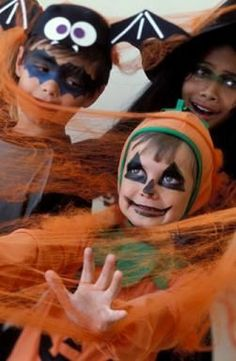 Preschool Halloween Party Games
