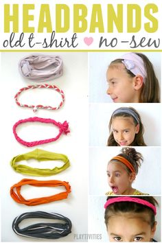 DIY Headbands The Most Simple Way