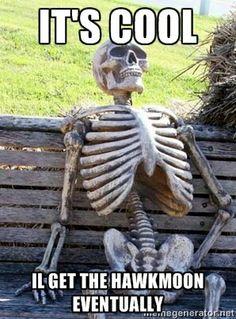 Waiting for Hawkmoon