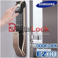 Installation services for Gateman Samsung Push Pull SHP SHP 739 digital lock in SIngapore by My Digital Lock call 90677990 Digital Lock, Locksmith Services, Door Locks, Singapore, Gate, Web Design, Samsung, Doors, Bedrooms