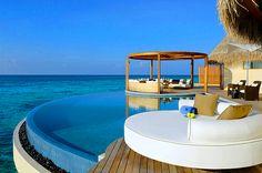 W Retreat & Spa in The Maldives ;-)