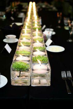 ~ simple & gorgeous table decor ~