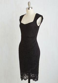 Flirty Feature Dress | Mod Retro Vintage Dresses | ModCloth.com