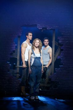 Ghost the Musical. LOVED this show! See it when it's on tour!