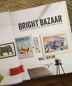 Good Reads: Bright Bazaar (+ a Giveaway!) | CLOTH & KIND