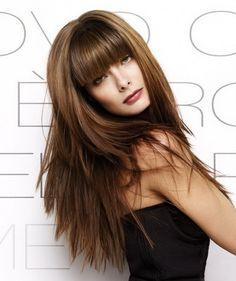 Стрижка лесенка на длинные волосы: фото и видео ступенчатых длинных стрижек