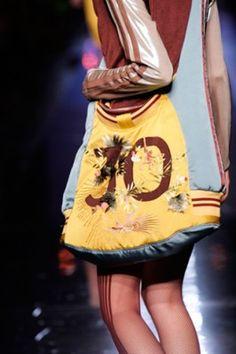 """été 2007 jean-paul-gaultier rétrospective """"sporty"""""""