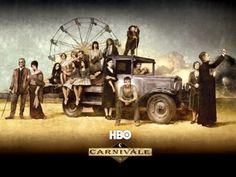 Carnivale ~ HBO series