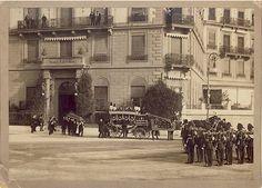 Hotel Beau Rivage a Ginevra dove soggiornò Sissi nel suo ultimo girovagare per il mondo e dove fu portata morente il 10 settembre 1889.