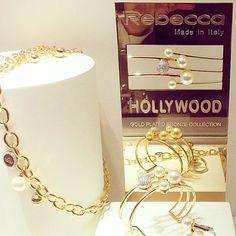 「 #NOVITÀ! #NOVELTIES! #goodmorning #with #Rebecca #rebeccajewels #rebeccajewelry #fashion #jewels #musthave #italy #florence #firenze #elegance #happy… 」
