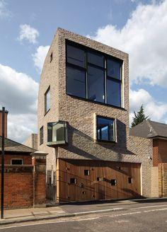 Employment Academy, Camberwell, by Peter Barber Architects. Photo: Morley Von Sternberg