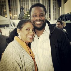 Phylicia Rashad and Malcolm Jamal Warner Phylicia Rashad, The Cosby Show, American Actors, Role Models, Writer, Singer, Actresses, Couple Photos, People