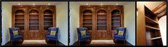 Bookcase Secret Door 2