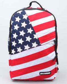 #Sprayground USA #Backpack