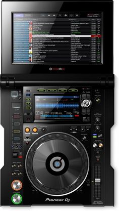 Pioneer CDJ-TOUR1 Tour System Multi-Player Tour System Multi-Player with Fold-Out Screen
