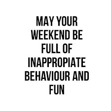 Have a great weekend everyone! Stay wild✌ #weekendvibes