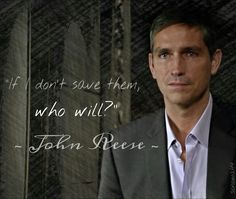 *m. john reese - quotes