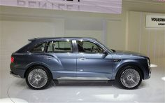 Bentley Head: Our SUV Will Be The First Real Luxury SUV On The Market
