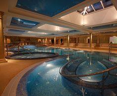 Gran hotel balneario de Puente Viesgo   Cantabria   Spain