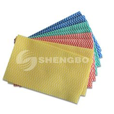 High quality non-woven material • extremely absorbent and robust