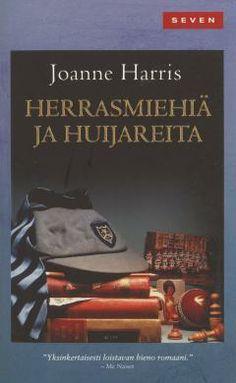 Joanne Harris: Herrasmiehiä ja huijareita