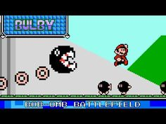 Bob-omb Battlefield 8 Bit Remix - Super Mario 64 - YouTube Logic Pro 9, Galaxy 2, 8 Bit, Super Mario, Bob, Retro, Youtube, Bob Cuts, Retro Illustration