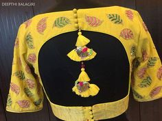 55 Latest Pattu saree blouse back neck designs Blouse Designs High Neck, Pattu Saree Blouse Designs, Stylish Blouse Design, Fancy Blouse Designs, Designs For Dresses, Designer Blouse Patterns, Neue Trends, Inspiration, Beauty