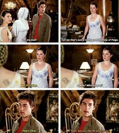 Charmed Quotes, Andrew Fuller, Alyssa Milano Charmed, Charmed Tv Show, Charmed Sisters, 2 Broke Girls, The Mindy Project, Boy Meets World, Fandom Fashion