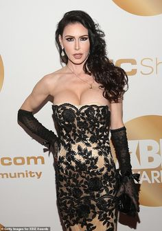 Porn star Jessica Jaymes has been found dead at her California home. She was 40 years old. First responders reportedly found various prescription drugs at the scene. Bodies, Mia Kalifa, Hustler Magazine, Celebrities Who Died, Babe, Strapless Dress Formal, Formal Dresses, People Laughing, Glamour