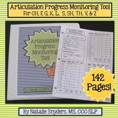#janslpmusthave Articulation Progress Monitoring Tool for