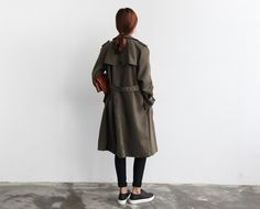 Death by Elocution - Long Coat