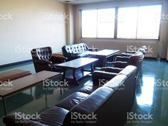 Empty Reception Room