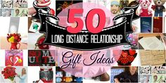 awesome 50 Long Distance Relationship Gift Ideas!