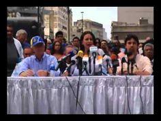 Reporte #13M - Ante la represión, ACCIÓN #16M - YouTube