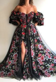 Best Ball Gown Dresses for Wedding & Ball 2019 - Wewer Fashion Ball Gown Dresses, Dress Up, Prom Dresses, Formal Dresses, Black Tie Dresses, Boho Dress, Black Tie Gown, Queen Dress, Black Evening Dresses