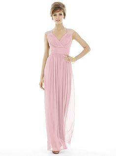 Alfred Sung Style D693 http://www.dessy.com/dresses/bridesmaid/d693/?color=tutti%20frutti&colorid=946#.VUO9g_lVhBc