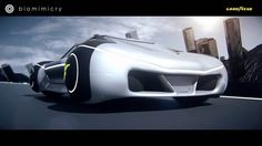 Goodyear Eagle-360, A Spherical Concept Tire With Advanced Technology to Improve Road Safety