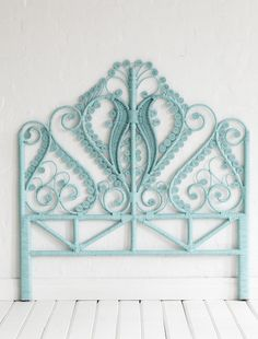 sky blue headboard from www.kishaniperera.com #kishani #bedroom