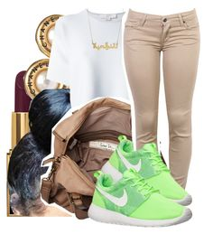 7/13/15 by xtaymaxlovesxmisfitx on Polyvore featuring polyvore, fashion, style, Alexander Wang, NIKE, Friis & Company, Chanel and Tom Ford