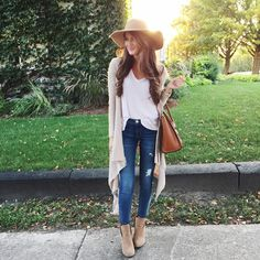 Perfect fall outfit